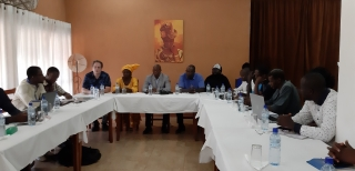Launch of the STEFI pilot project in the eastern region of Burkina Faso